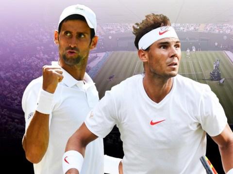 Rafael Nadal and Novak Djokovic eye major statement after Roger Federer's Wimbledon exit
