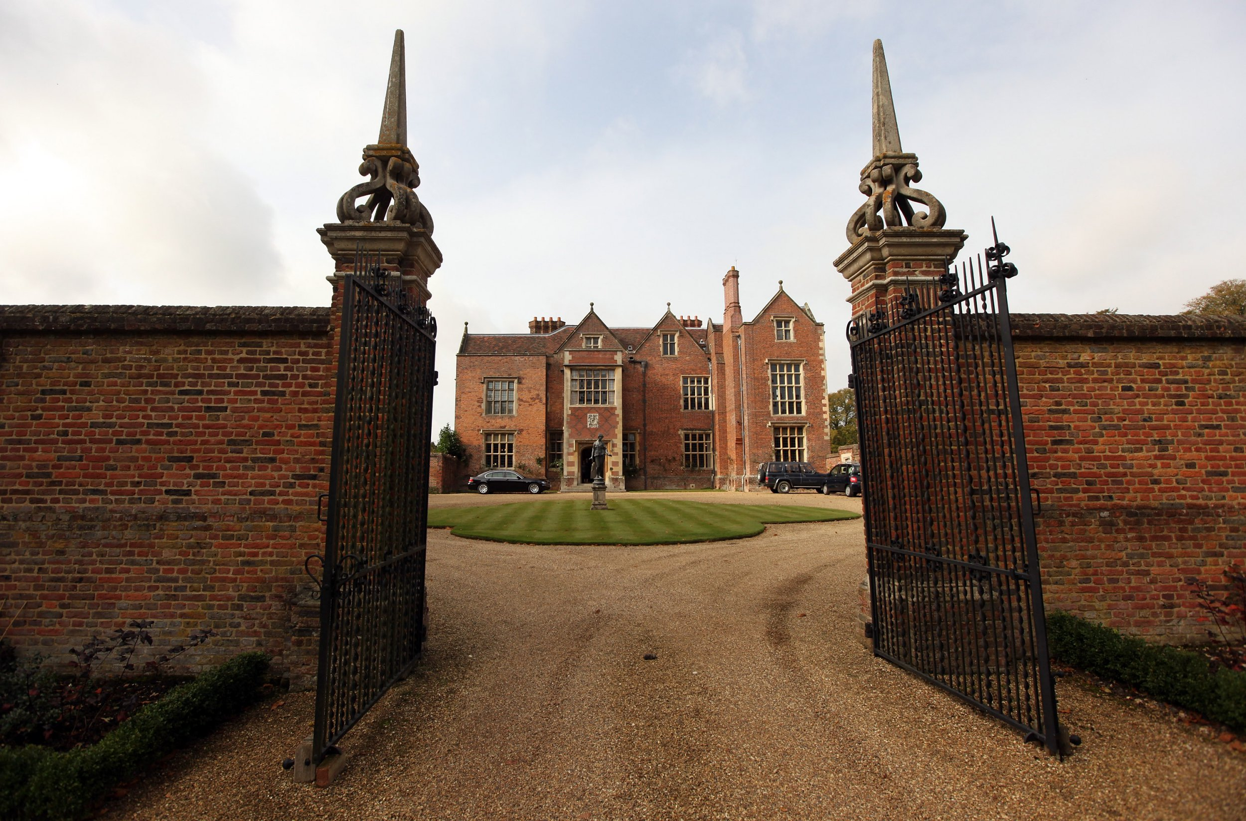 Prime Minister of the UK's country residence, Chequers