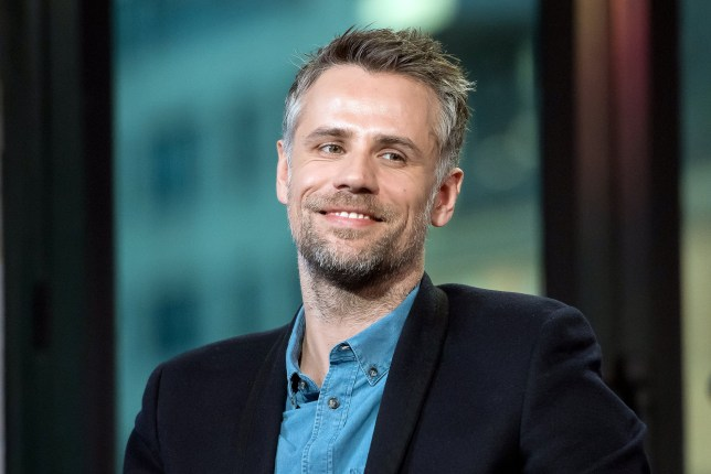 """NEW YORK, NY - NOVEMBER 28: Richard Bacon attends the Build Series to discuss """"Explorer"""" at AOL HQ on November 28, 2016 in New York City. (Photo by Mike Pont/WireImage)"""