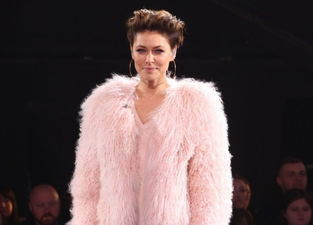 Celebrity Big Brother Final 2018 Featuring: Emma Willis Where: Borehamwood, United Kingdom When: 02 Feb 2018 Credit: Lia Toby/WENN.com