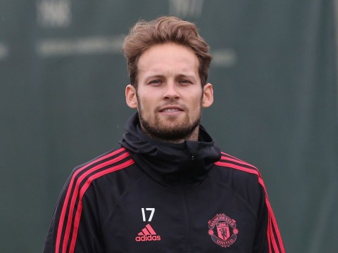 Manchester United sell Daley Blind back to Ajax for £18.1m