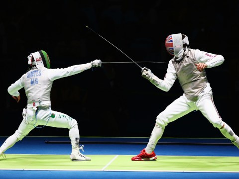 British fencing Olympic bid under threat after just £170 raised in first month