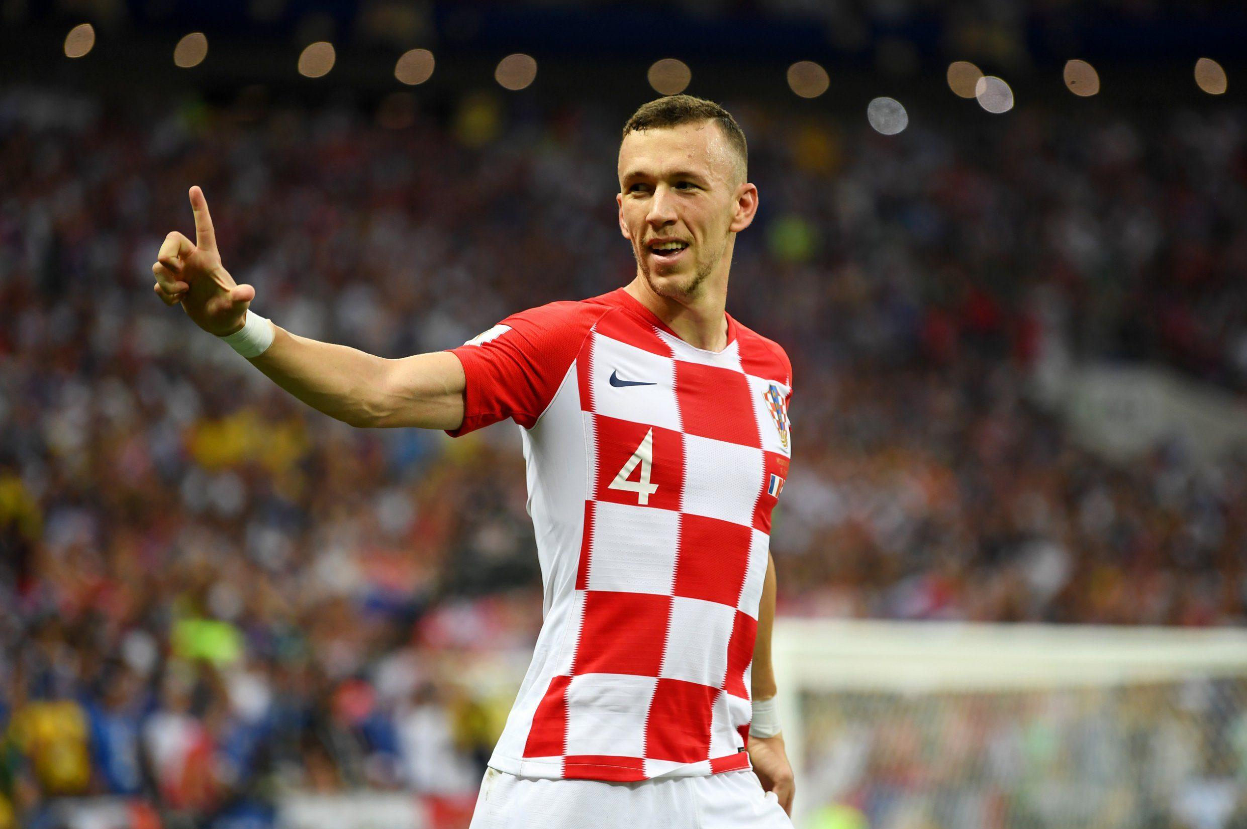 Manchester United transfer target Ivan Perisic not expressed desire to leave, says Inter boss