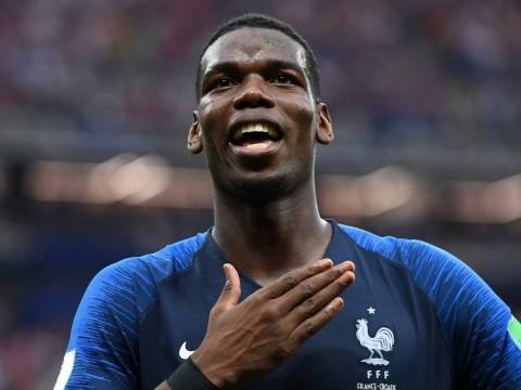 Paul Pogba wants to leave Manchester United and join Cristiano Ronaldo at Juventus
