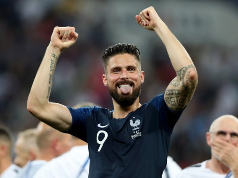 Arsenal delete Chelsea from tribute message to Olivier Giroud after France win World Cup