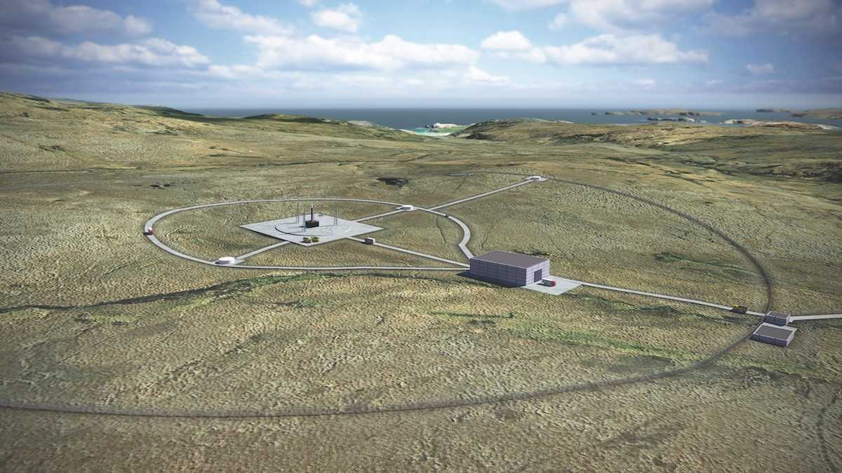Britain's first spaceport to be built on a far-flung Scottish peninsula