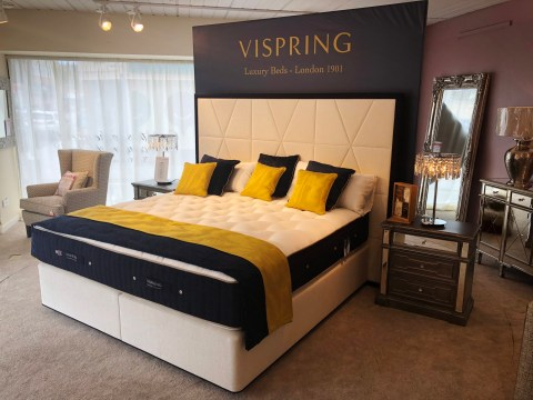 The UK's most expensive bed is on sale for £75,000