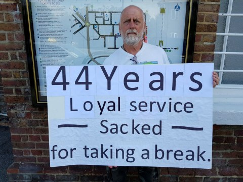 Signalman sacked for taking 20-minute break during rush hour
