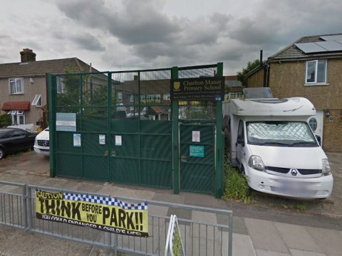 Girl grabbed by man at primary school gates before teachers stepped in
