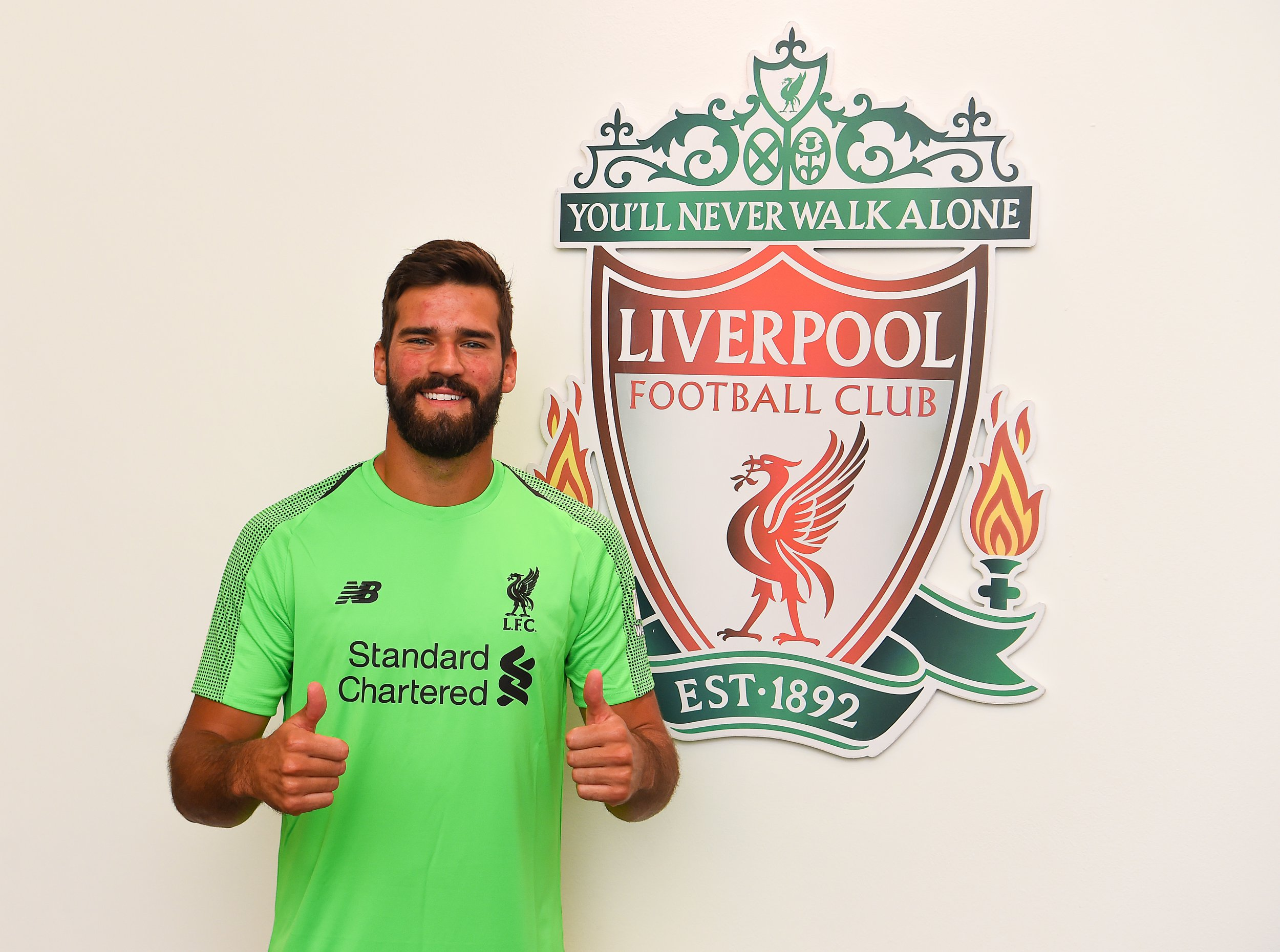 Alisson reveals why he chose to join Liverpool despite Chelsea and Real Madrid interest