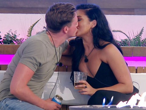 Love Island's Dr Alex wins Alexandra over with a spot of role-play and the single worst chat up line of all time