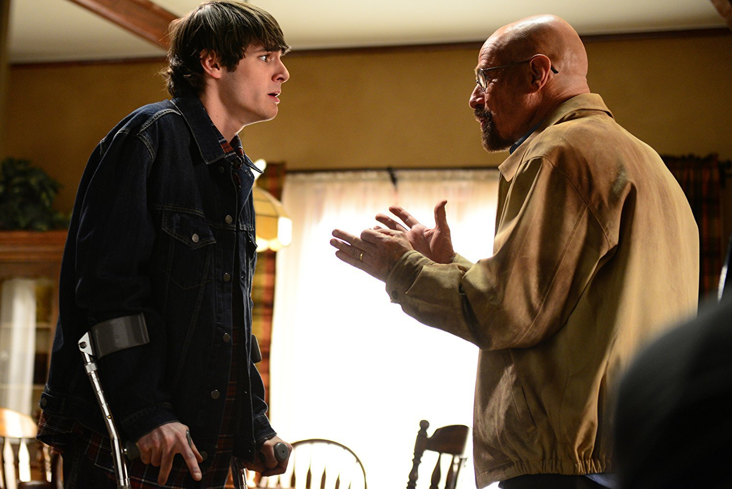 Breaking Bad's RJ Mitte wanted Walt Jr. to be 'bludgeoned and beaten to death'