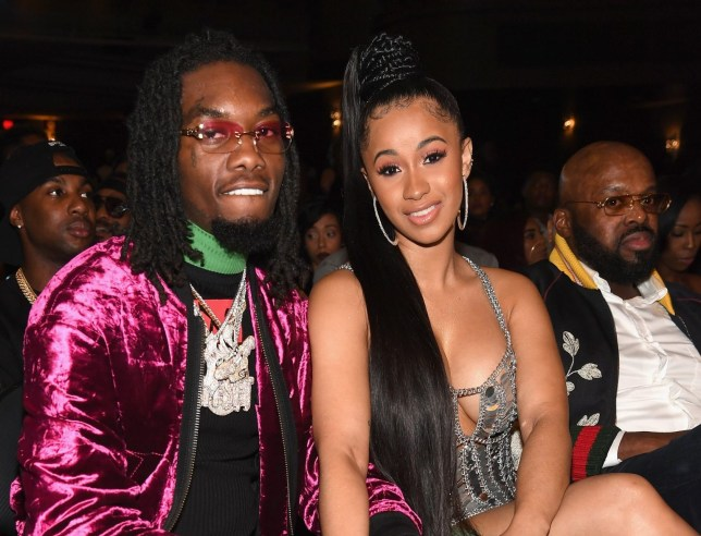 Cardi B Says Baby Kulture Is As Moody As Offset As Rapper Reveals