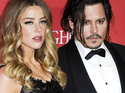 Johnny Depp explains his side of Amber Heard domestic abuse claims: 'How the f**k am I going to hit her?'