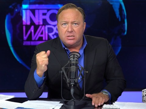 Infowars has been hacked and Alex Jones is making wild claims about who did it