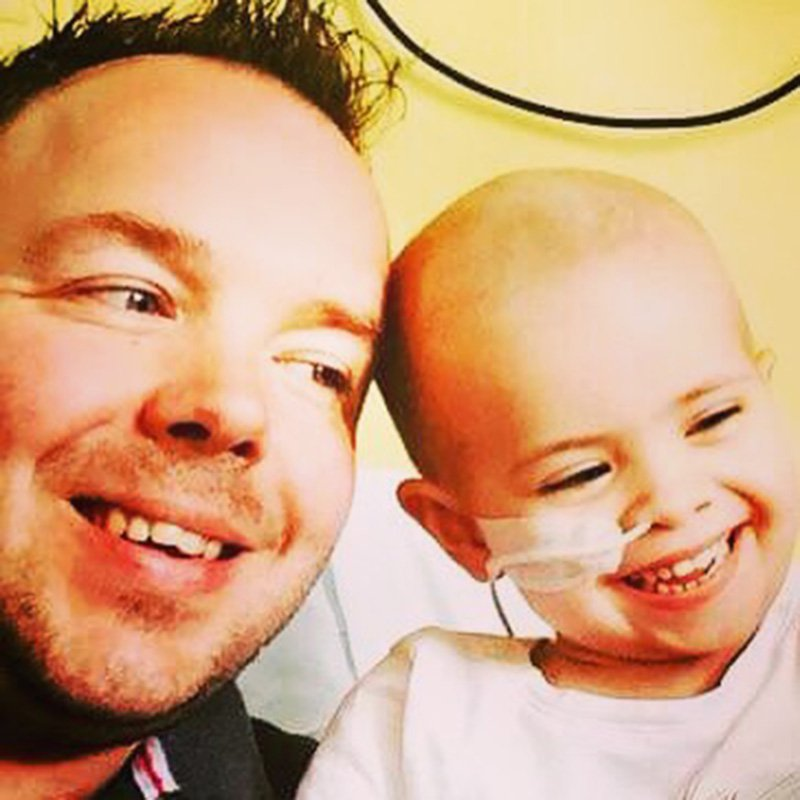 (Picture: Dan Monaghan) A father has said he is 'utterly devastated' after losing half a pendant necklace he shared with his late daughter. Father-of-four Dan Monaghan shared the necklace with his daughter Delilah who died in October 2015, aged just three following an 18-month battle with cancer. Now in an emotional Facebook post he has pleaded with the public for help in finding it.