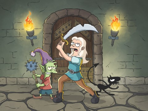 Simpsons's Matt Groening refused to watch Game Of Thrones while making new fantasy series Disenchantment