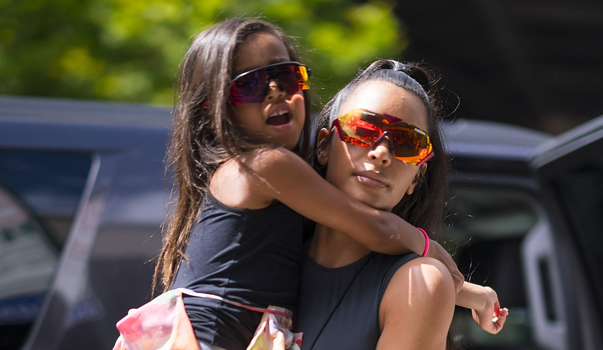 What Kim Kardashian got wrong about straightening North West's hair