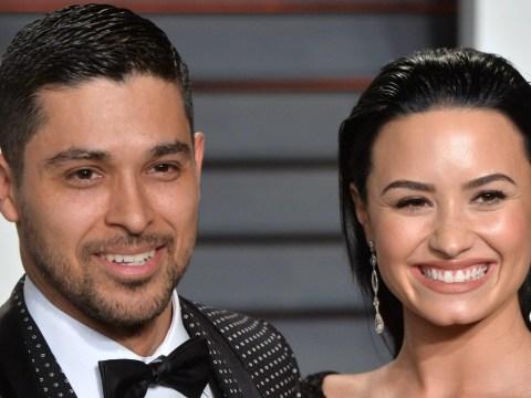 Demi Lovato's ex Wilmer Valderrama 'hasn't left her side since her hospitalisation'