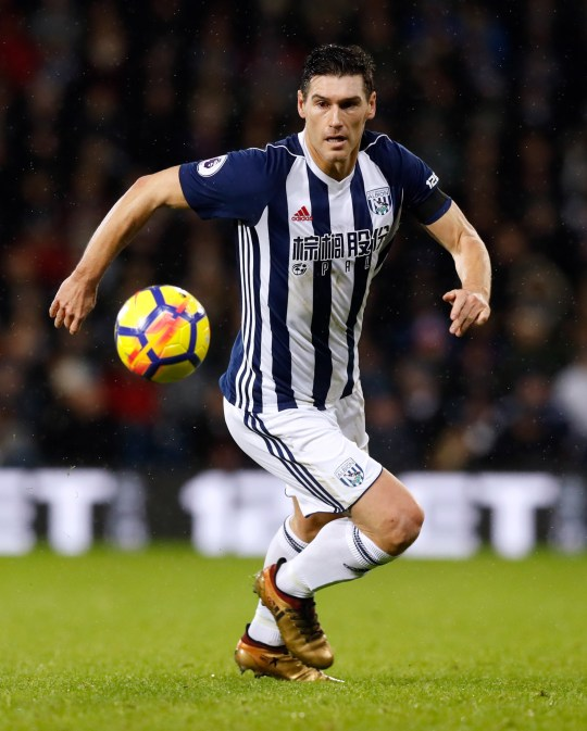 File photo dated 31-12-2017 of West Bromwich Albion's Gareth Barry PRESS ASSOCIATION Photo. Issue date: Thursday July 26, 2018. West Brom have offered their full support to Gareth Barry after it was confirmed his brother was killed in a road traffic accident last week. See PA story SOCCER West Brom. Photo credit should read Martin Rickett/PA Wire.