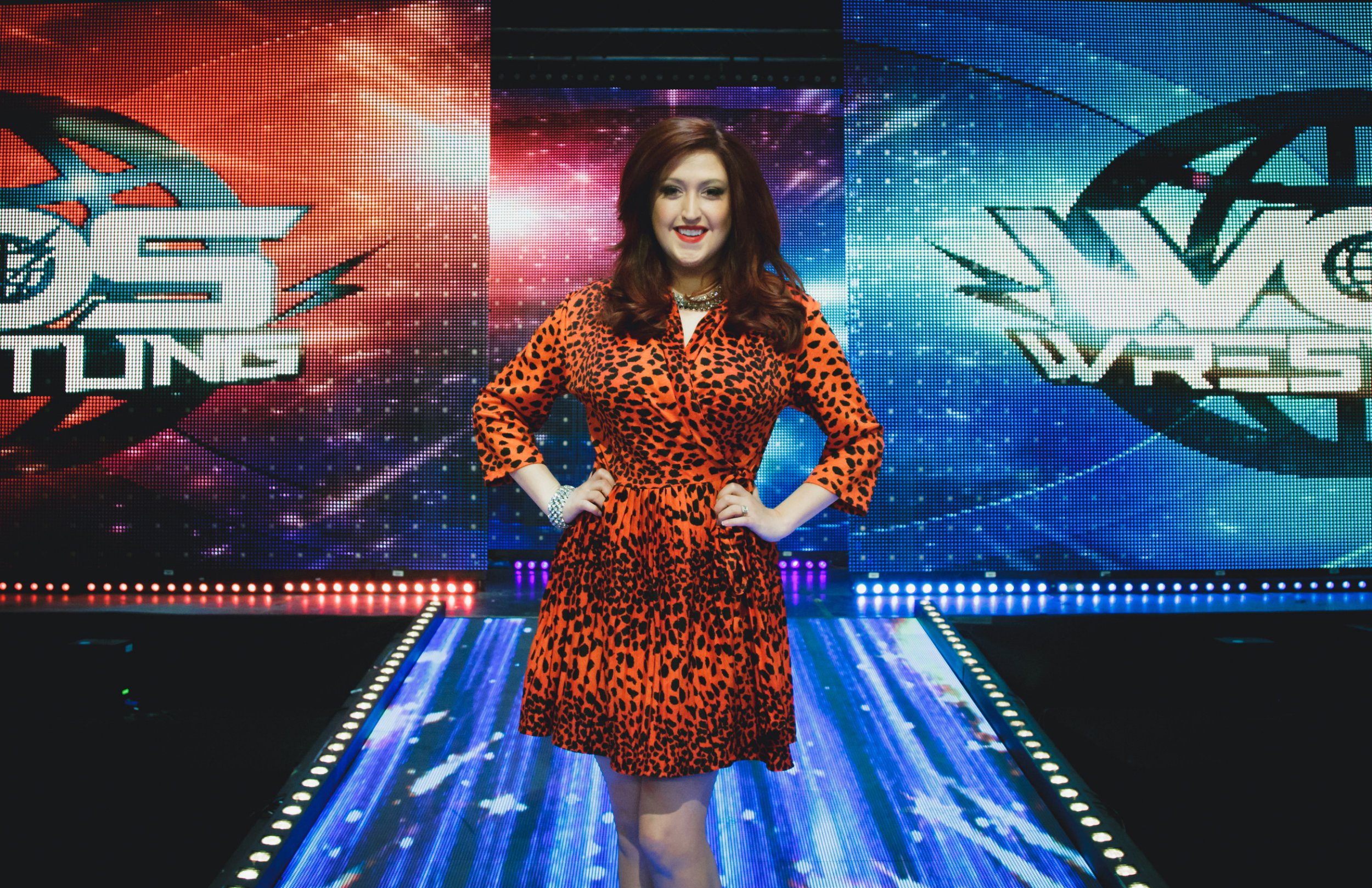 This image is strictly embargoed from publication until 00.01 Tuesday 24th July 2018 From ITV Studios Daytime WOS WRESTLING From Saturday 28th July 2018 on ITV Pictured: Commentator SoCal Val WOS Wrestling makes its triumphant return to ITV this month. The high-octane series was commissioned by ITV Studios Daytime, offering an hour?s worth of heart-pumping action on Saturday evenings. It will be jam-packed with the UK?s top names in the sport ? including Grado, Viper, Rampage and Will Ospreay - competing in a fun-filled evening of family sports entertainment. Recorded in front of a lively audience at studios in Norwich, fans will get to see some of the finest pro wrestlers compete in various, intense bouts including those for the WOS Male Championship title, WOS Women's Championship title and Tag Team Champions Title. Rachel Stringer will bring us backstage interviews with the wrestling stars between matches. Commentating on the highly anticipated battles will be stand-out stars of the wrestling world Stu Bennett, Alex Shane and SoCal Val. ? ITV For further information please contact Iwona Karbowska 0207 157 3043 iwona.karbowska@itv.com This photograph is ? ITV and can only be reproduced for editorial purposes directly in connection with the programme mentioned above or ITV. Once made available by the ITV Picture Desk, this photograph can be reproduced once only up until the Transmission date and no reproduction fee will be charged. Any subsequent usage may incur a fee. This photograph must not be syndicated to any other publication or website, or permanently archived, without the express written permission of ITV Picture Desk. Full terms and conditions are available on the website www.itvpictures.co.uk