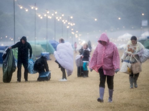 Camp Bestival cancelled after music festival hit by heavy rain and gales