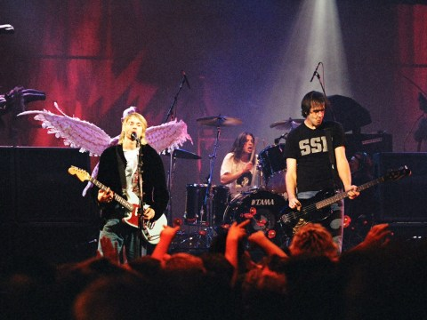 Nirvana reuniting for special show 26 years after Kurt Cobain's death