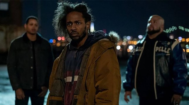 Kendrick Lamar in ???Power??? Credit: Starz