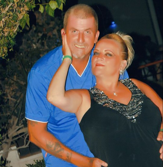 A grandmother fiddled more than ?41,000 in benefits to splash out on luxury holidays abroad - and was trapped by her holiday snaps. Shameless Geraldine Thomas, 54, splurged the money on all inclusive breaks to Egypt - after lying that she lived alone. But Thomas was secretly living with her partner Raymond Adams who accompanied her on the trips abroad. Pictured is Geraldine Thomas with her partner Raymond Adams WALES NEWS SERVICE