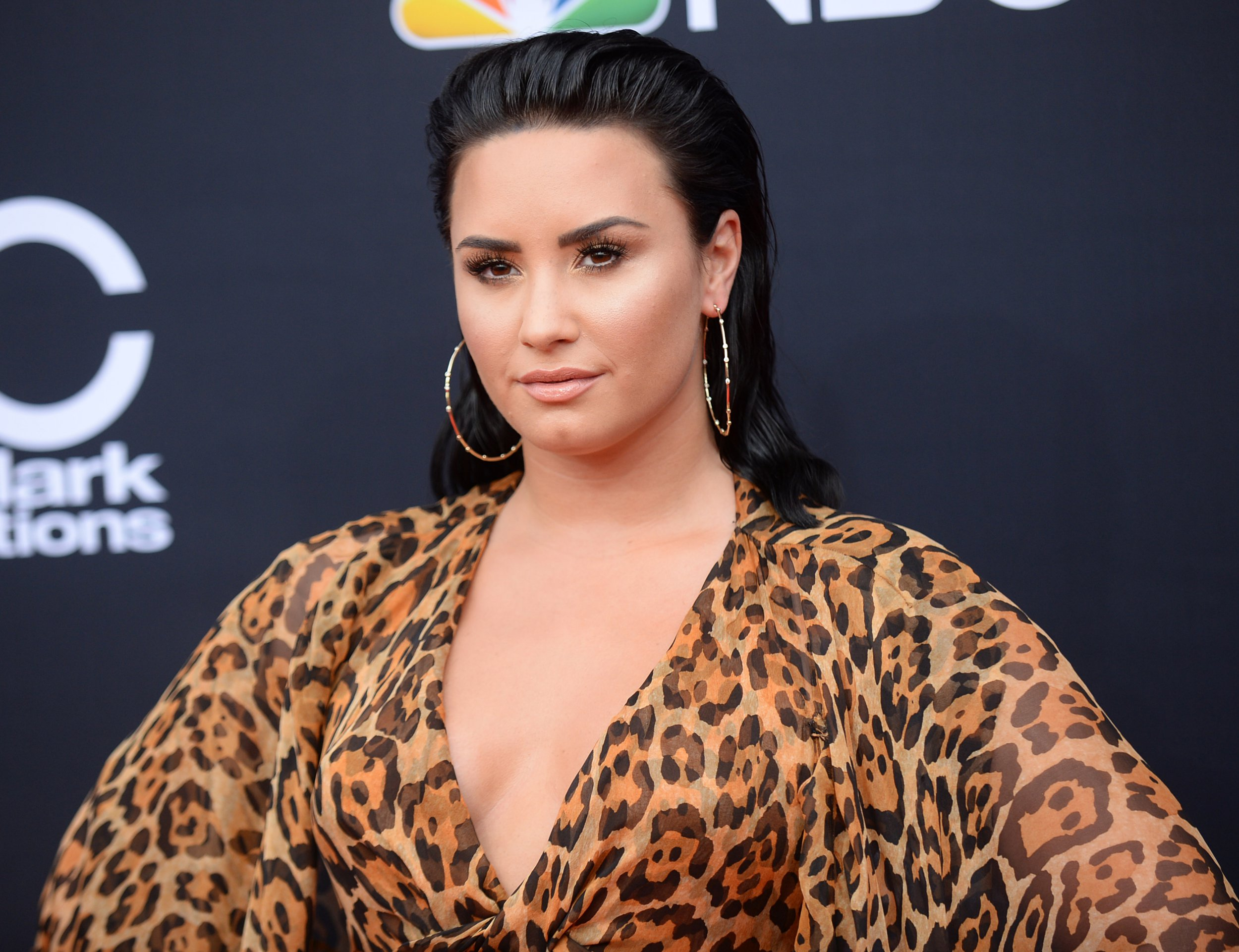 Mandatory Credit: Photo by Broadimage/REX/Shutterstock (9686580ea) Demi Lovato Billboard Music Awards, Arrivals, Las Vegas, USA - 20 May 2018 2018 Billboard Music Awards - Arrivals