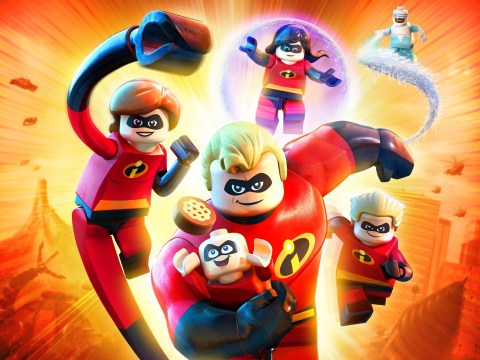 Lego The Incredibles review – the Pixar family