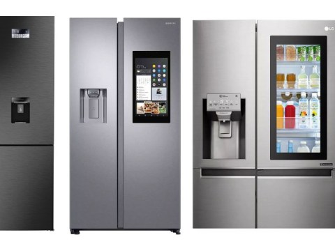 The 5 best smart fridges to buy for 2018, with touchscreen, see-through doors and vitamin protection lights