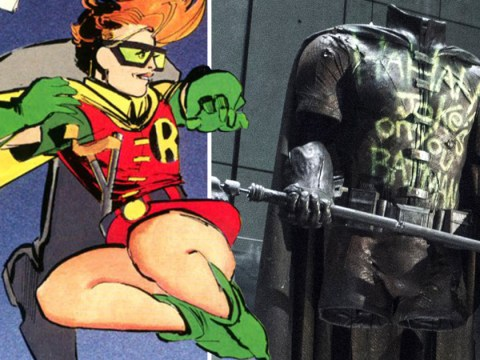 Zack Snyder was going to introduce Frank Miller's female Robin to the DCEU