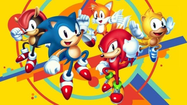 Sonic Mania Plus key art (pic: Sega)