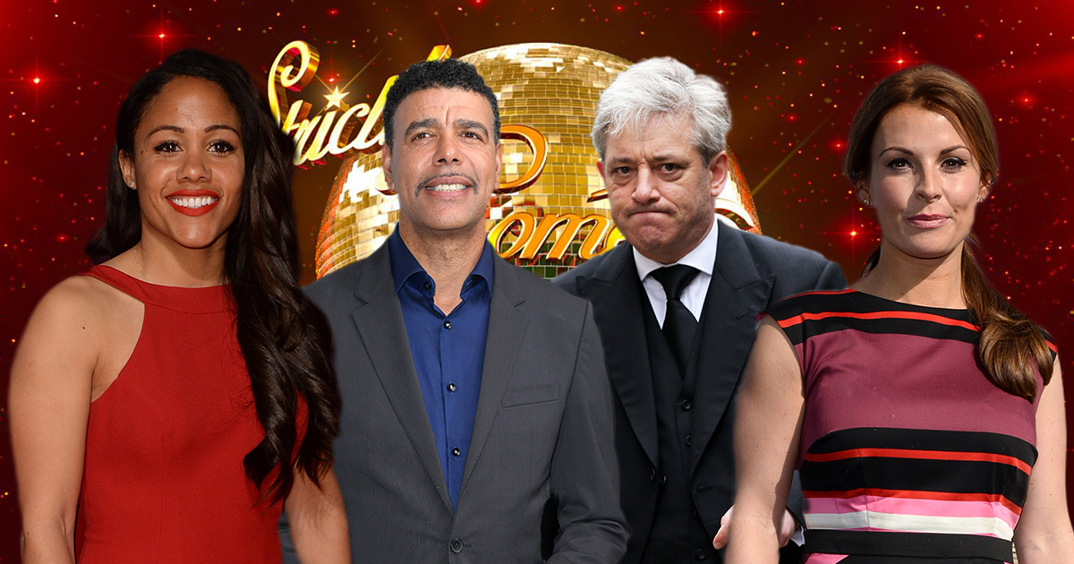 Who is rumoured to be in the 2018 series of Strictly Come Dancing?
