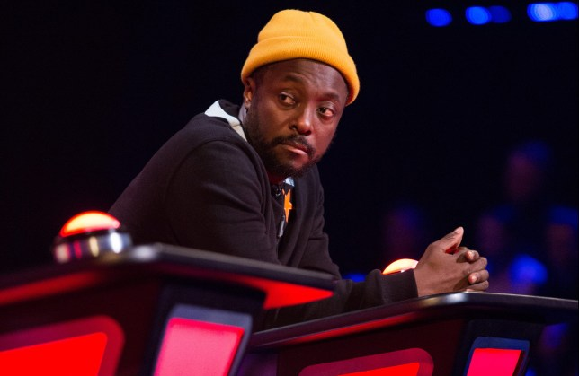 will.i.am coaches The Voice Kids