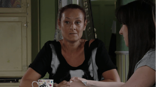 EastEnders spoilers: Tina Carter discovers the truth about
