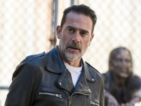The Walking Dead teaser hints at Negan's return in season 9B