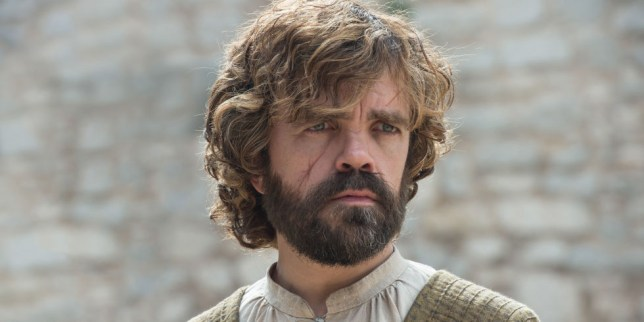 Game of Thrones star Peter Dinklage
