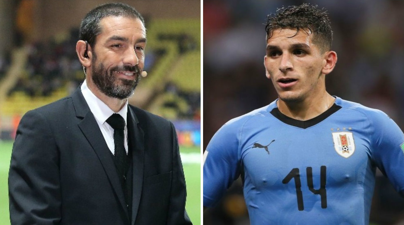 Robert Pires talks up Lucas Torreira ahead of Arsenal transfer move