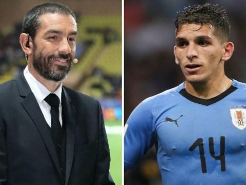 Robert Pires talks up Lucas Torreira ahead of Arsenal transfer move