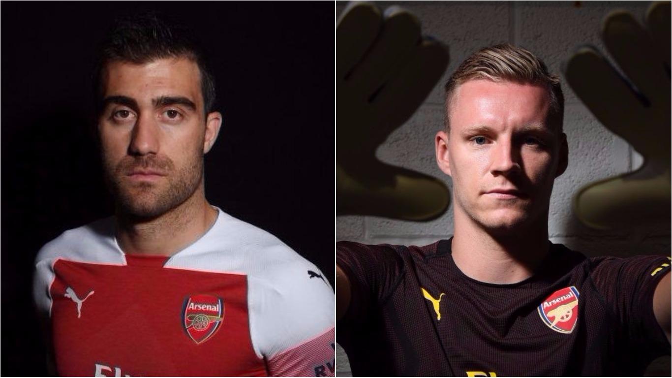 Robert Pires rates Arsenal signings Bernd Leno, Lucas Torreira, Stephan Lichtsteiner and Sokratis