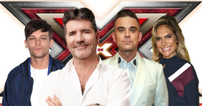 Picture: Getty, ITV X Factor panel announced -