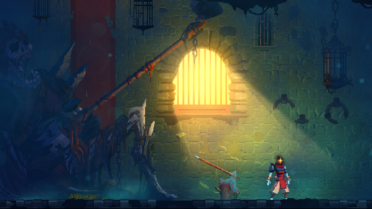 Dead Cells (PS4) - death is not the end