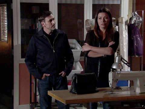Coronation Street spoilers: Peter Barlow finally kisses Carla Connor