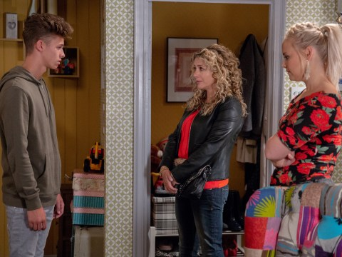 Emmerdale spoilers: Furious Jacob Gallagher clashes with Maya Stepney