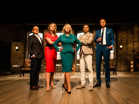 What jobs do the Dragons on Dragons' Den have and what is their net worth?