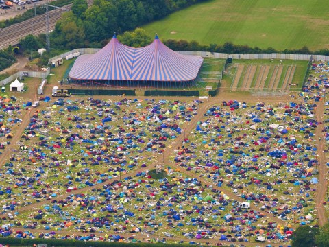 Thousands of tents left behind at Reading Festival that will now go to landfill
