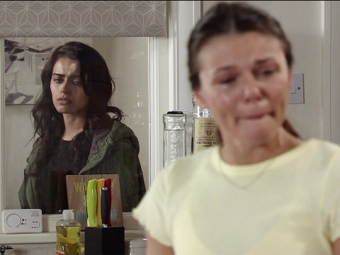 Coronation Street spoilers: Faye Brookes teases 'big months ahead' for Kate and Rana's relationship