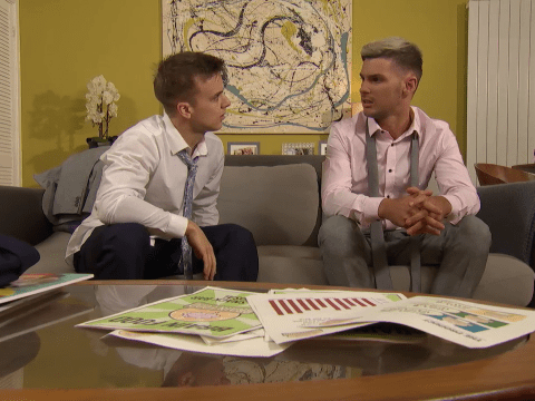 Hollyoaks spoilers: Heartbroken Ste finds out the truth about Harry and James